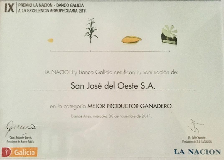 premio 2011