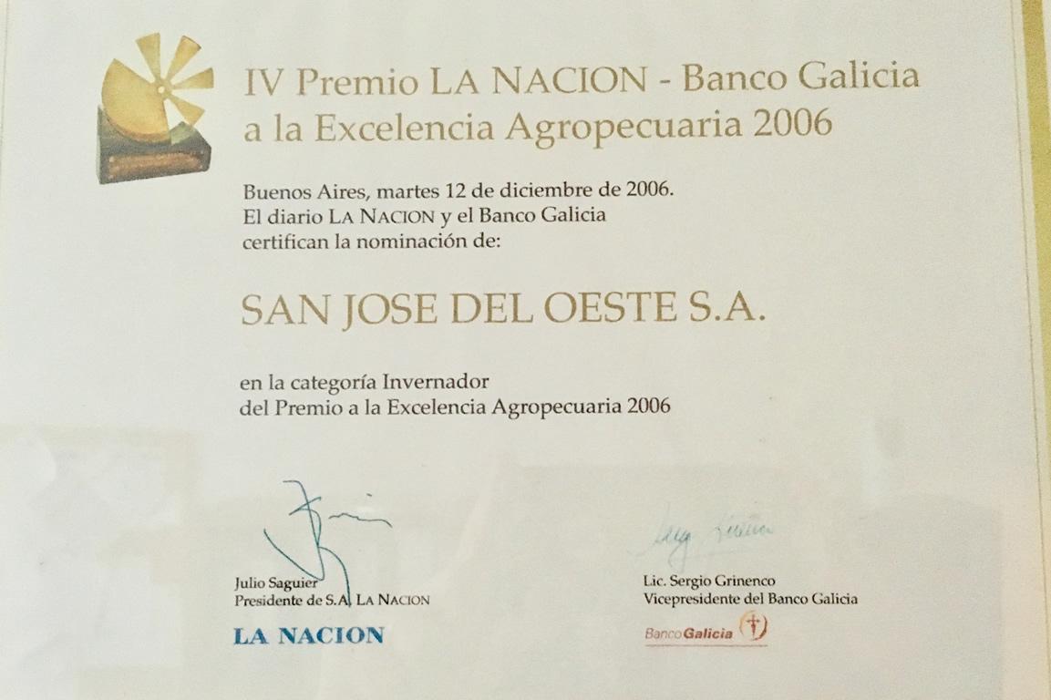premio 2006