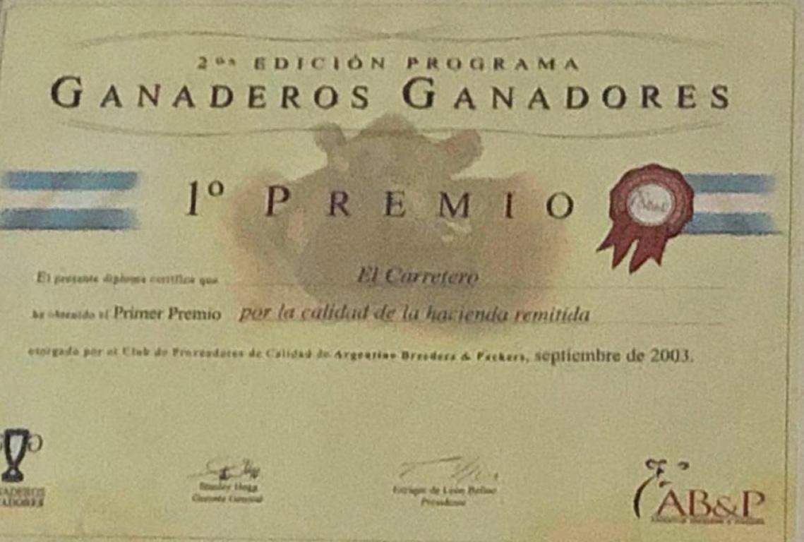 premio 2003